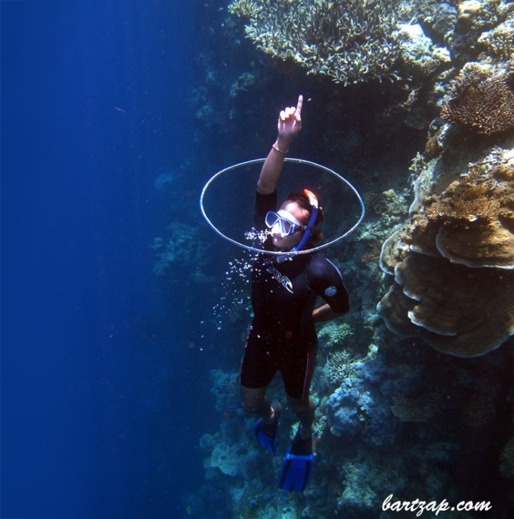 Freediving-Opening