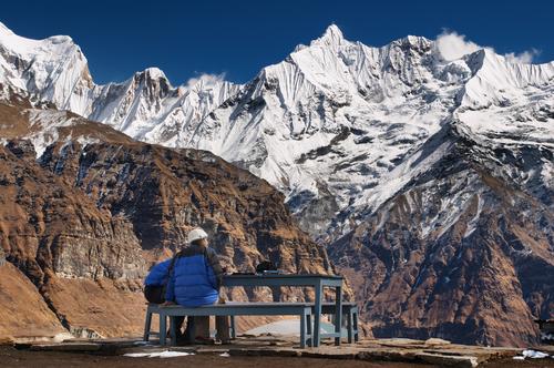 Annapurna-Trek-Nepal