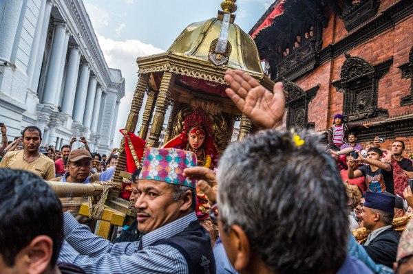 kumari-devi-kathmandu-durbar-square