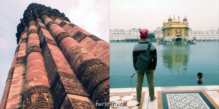 pilihan-itinerary-india-qutb-minar-dan-golden-temple-amritsar