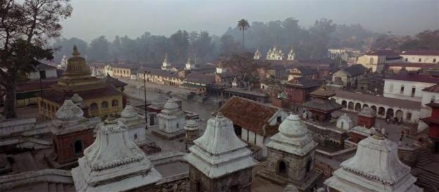 kompleks-kuil-pashupatinath-di-pagi-hari