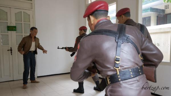 diorama-penculikan-pierre-tendean-di-museum-nasution