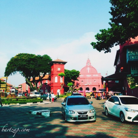 kota-tua-malaka-dutch-square