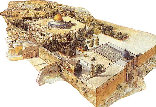 baitul-maqdis-di-palestina-model-al-quds-versi-sunan-kudus