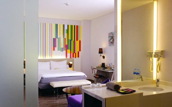 Staycation Di Hotel Ibis Styles Jakarta Mangga Dua Square Bartzap Com
