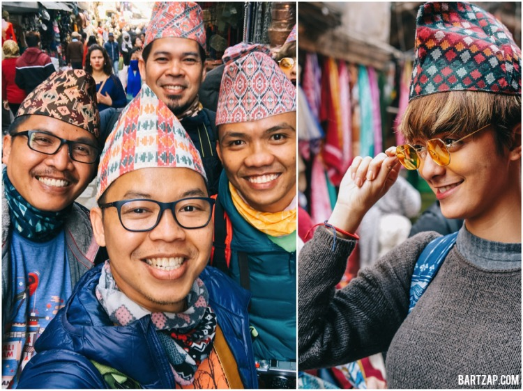 berbelanja-topi-di-indra-chowk-nepal-cultural-trip-2018-catatan-perjalanan-seminggu-bersama-kawan-bartzap-dotcom