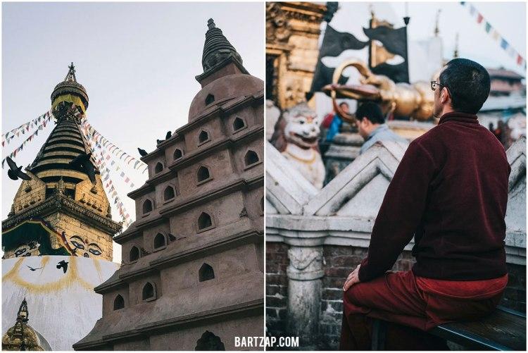 biksu-di-swayambunath-nepal-cultural-trip-2018-catatan-perjalanan-bersama-kawan-bartzap-dotcom