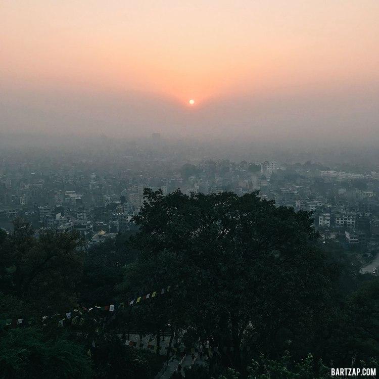 fajar-pagi-di-atas-kathmandu-nepal-cultural-trip-2018-catatan-perjalanan