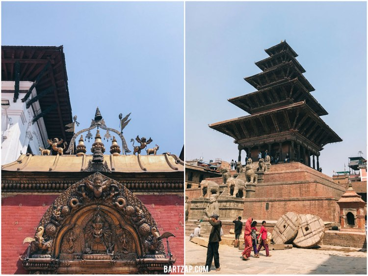 kuil-nyatapola-dan-golden-gate-istana-bhaktapur-nepal-cultural-trip-2018-catatan-perjalanan-bersama-kawan-bartzap-dotcom