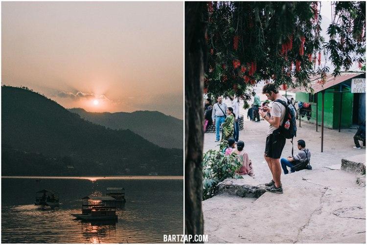 sore-di-sisi-danau-phewa-pokhara-4-nepal-cultural-trip-2018-catatan-perjalanan-bersama-kawan-bartzap-dotcom