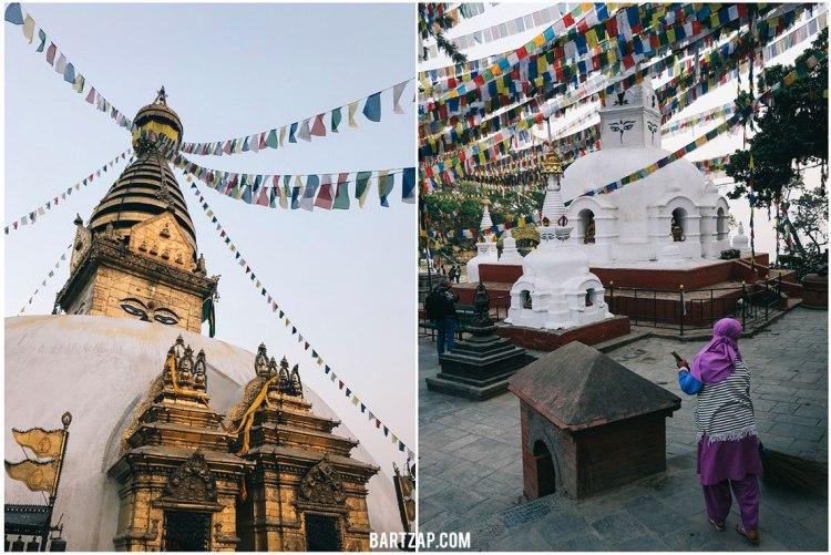 suasana-swayambunath-nepal-cultural-trip-2018-catatan-perjalanan