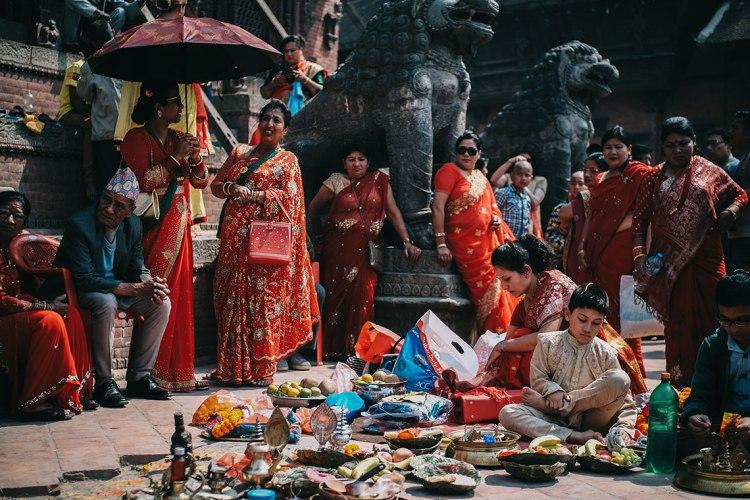 upacara-di-basantapur-kathmandu-durbar-square-nepal-cultural-trip-2018-catatan-perjalanan-bersama-kawan-bartzap-dotcom